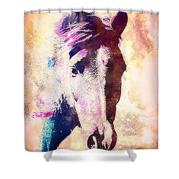 Friend-wc Shower Curtain