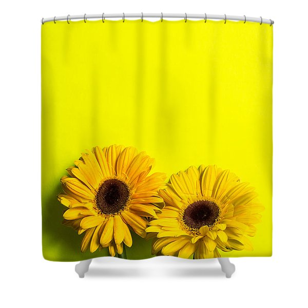 Friends With Scars Shower Curtain
