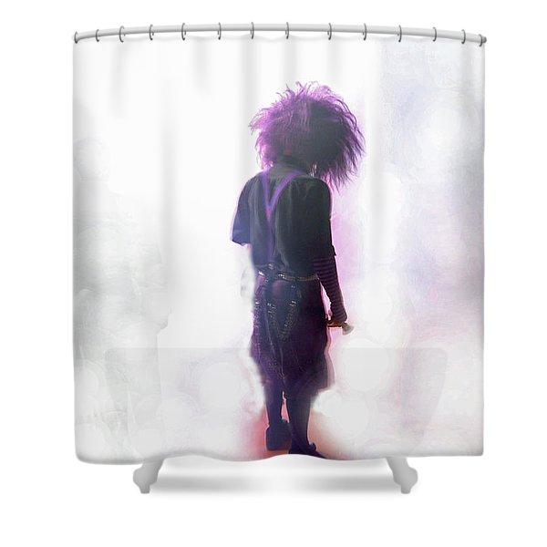 Frightdome Clown Shower Curtain