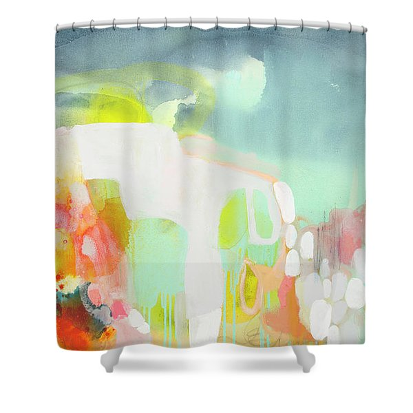 From China With Love Shower Curtain