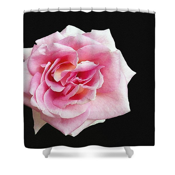 From The Rose Garden Shower Curtain