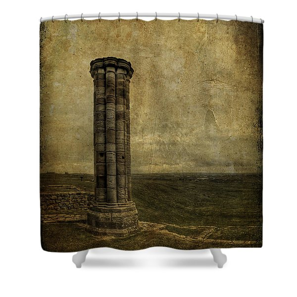 From The Ruins Of A Fallen Empire Shower Curtain