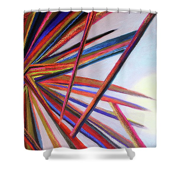From Violence To Hope Shower Curtain