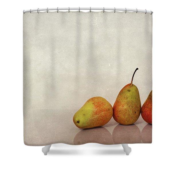 Fruitful Days Shower Curtain