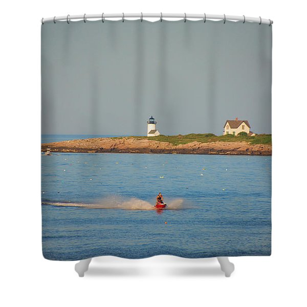 Fun In The Sun Shower Curtain