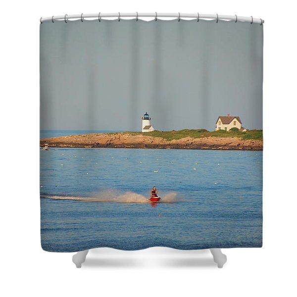 Fun In The Sun Shower Curtain