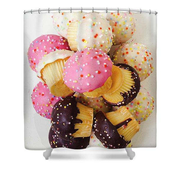 Fun Sweets Shower Curtain