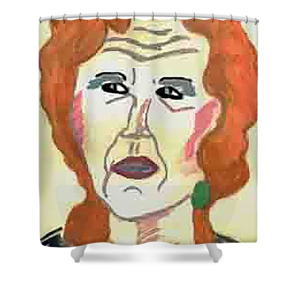 Functional Dysfuntion Shower Curtain