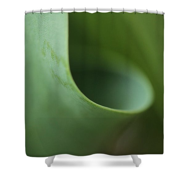 Funnel Vision Shower Curtain