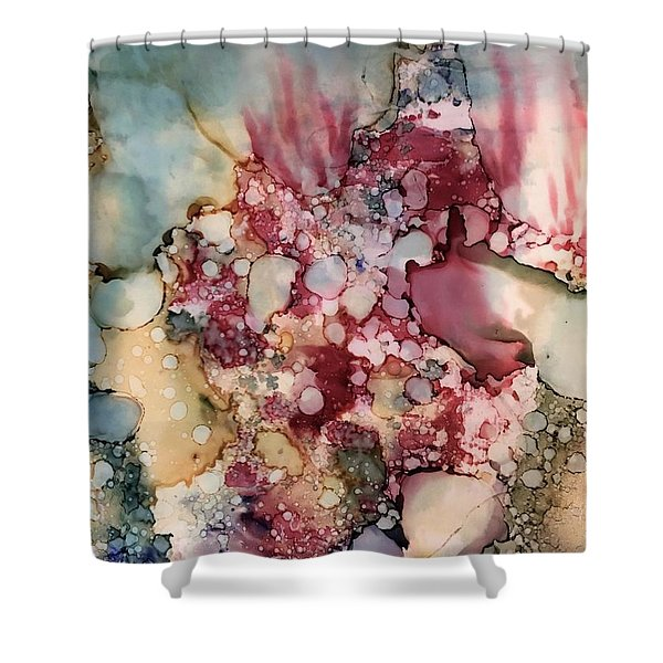 Fusion Shower Curtain