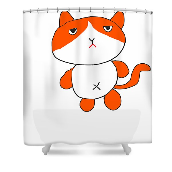 Futenyan Shower Curtain