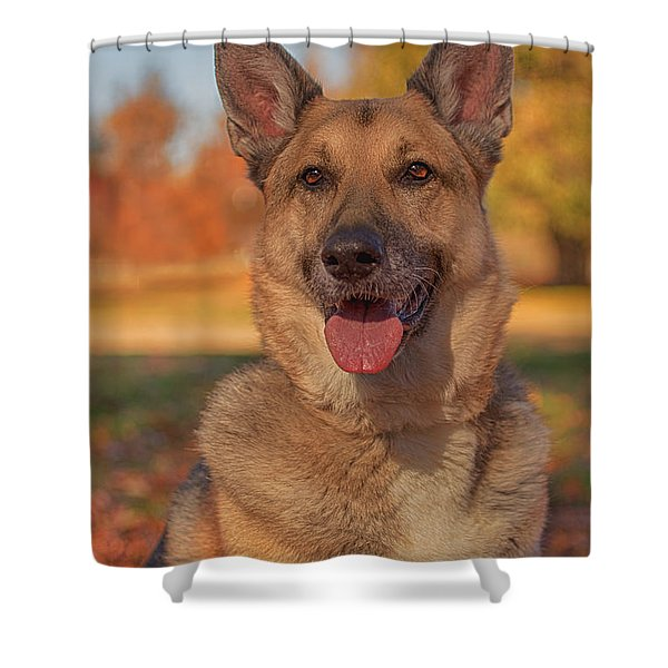 Gaby  Shower Curtain