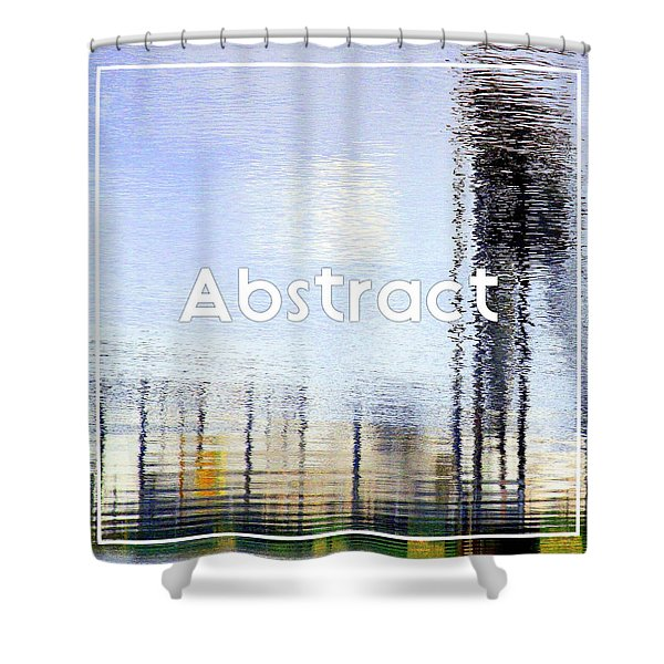 Gallery Icon Shower Curtain