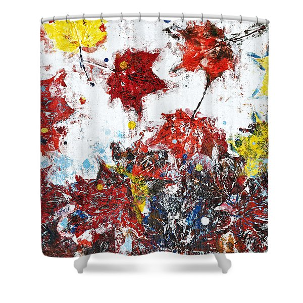 Game Wind Shower Curtain