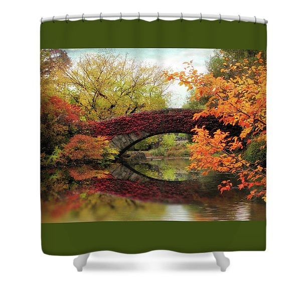 Gapstow Glory Shower Curtain