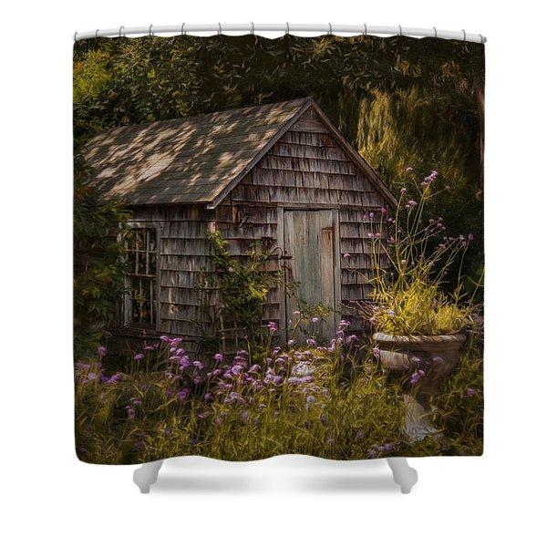 Garden D'light Shower Curtain