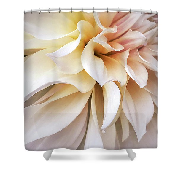 Garden Queen 1 Shower Curtain