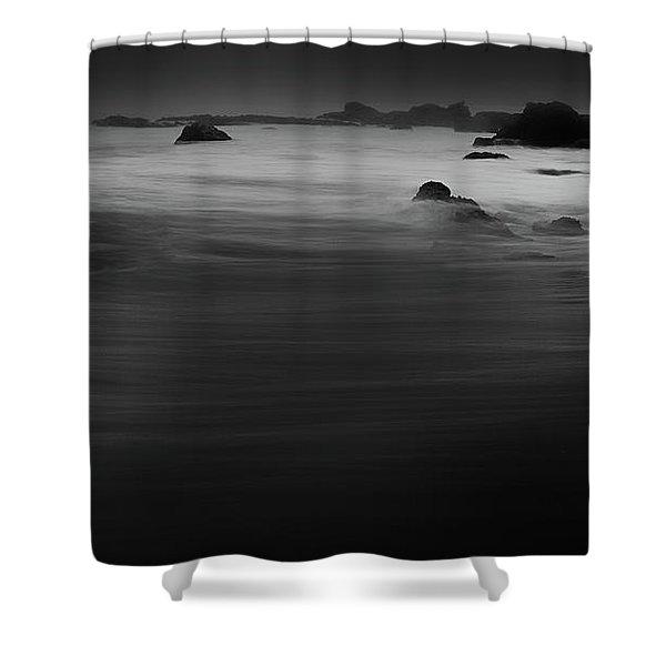 Gentle Surge Shower Curtain