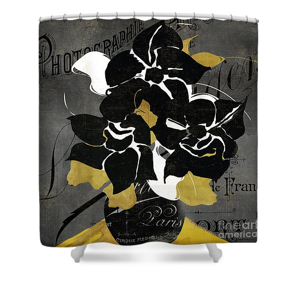 Georgette I Shower Curtain