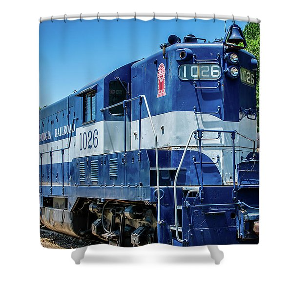 Georgia 1026 Shower Curtain