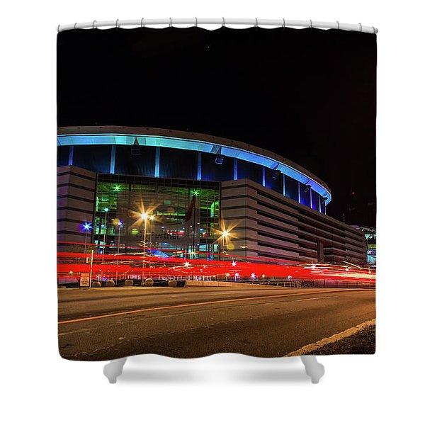 Georgia Dome Shower Curtain