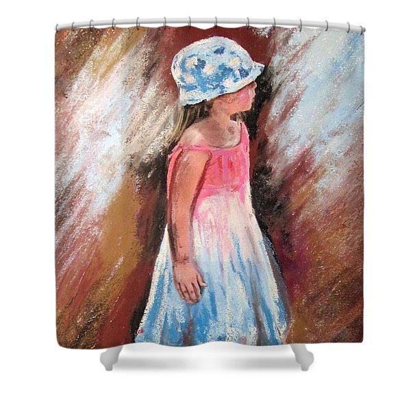 Georgia No. 1. Shower Curtain