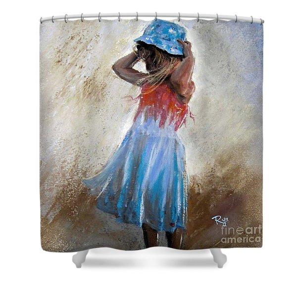 Georgia. No 2. Shower Curtain
