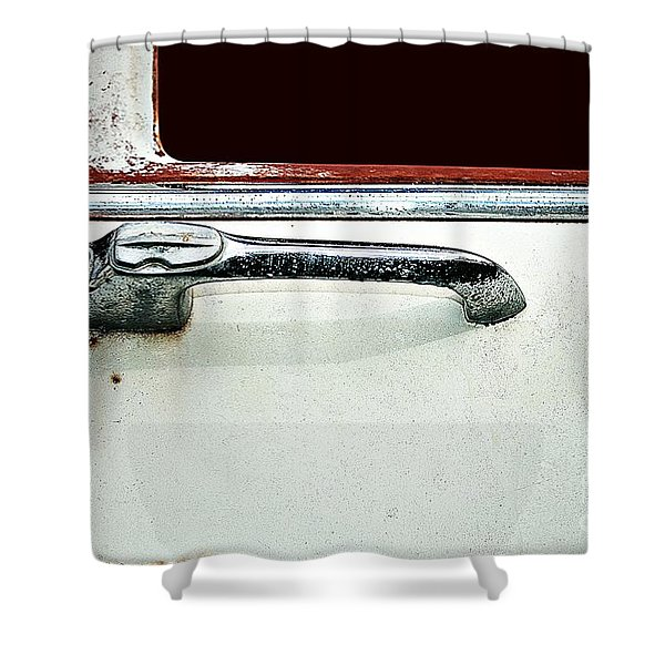 Get A Handle Shower Curtain