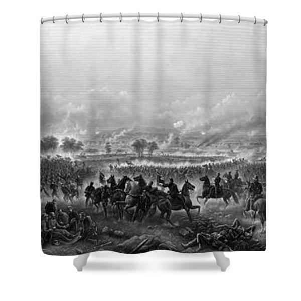 Gettysburg Shower Curtain