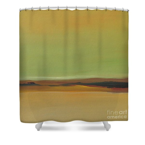Ghost Ranch Shower Curtain