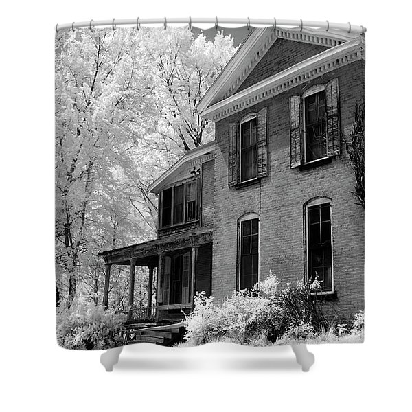 Ghost Stories Shower Curtain