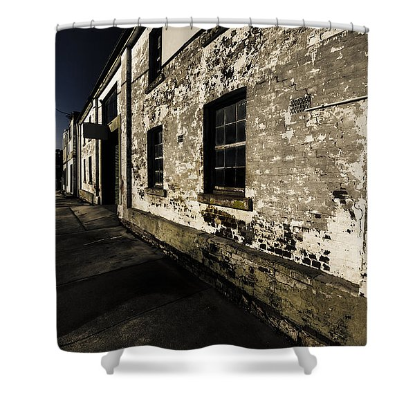 Ghost Towns General Store Shower Curtain