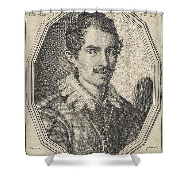 Gian Lorenzo Bernini Shower Curtain