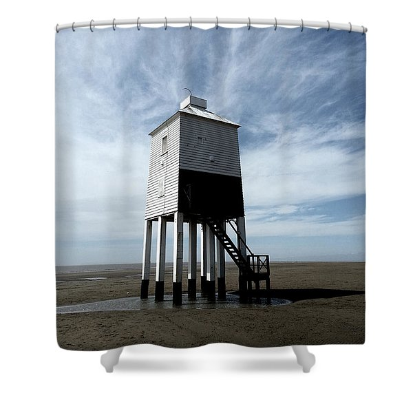 Giant Shower Curtain