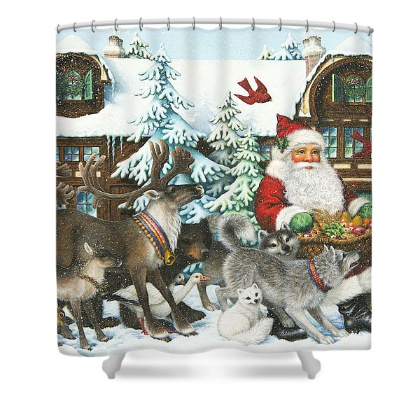 Gifts For All Shower Curtain