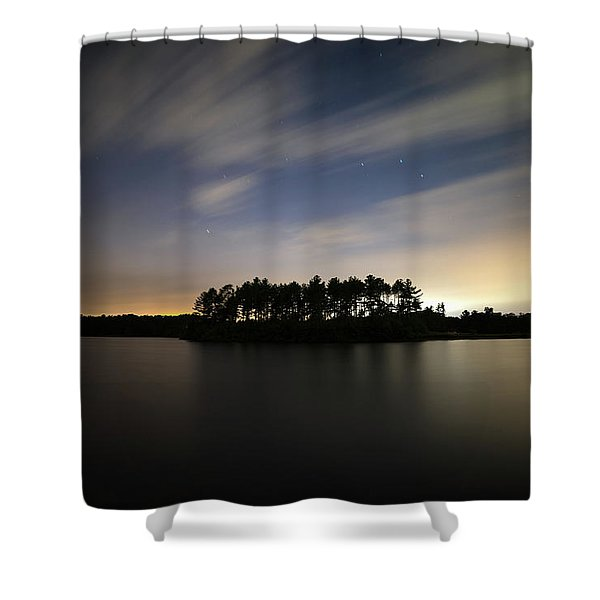 Gilligans Island  Shower Curtain