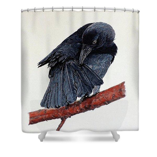 Girdie Shower Curtain