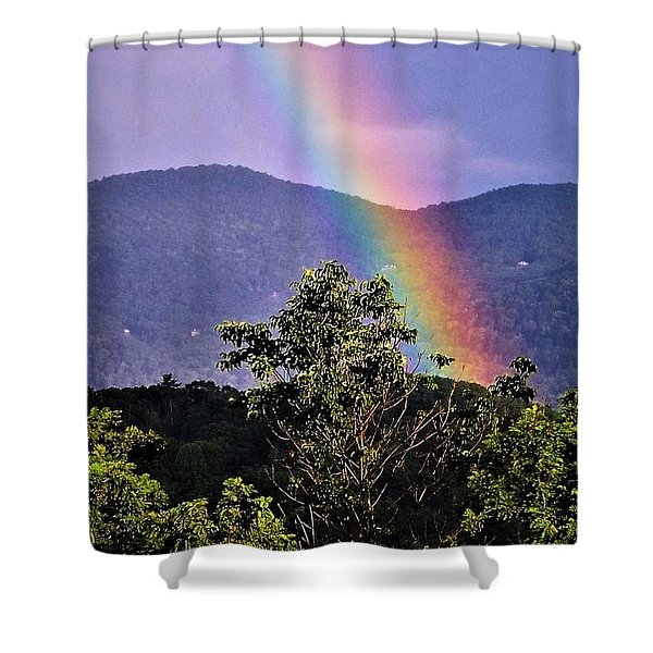 Everlasting Hope Shower Curtain