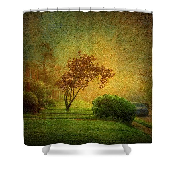 Gittings Avenue Shower Curtain