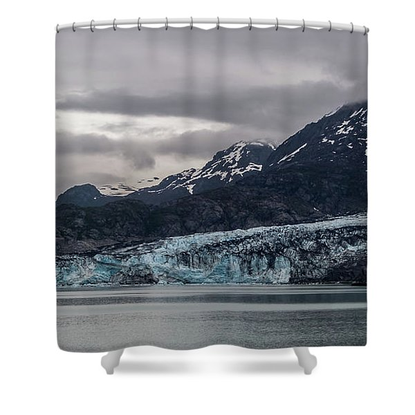Glacier Bay Shower Curtain