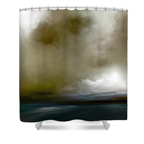 Glimmer Shower Curtain
