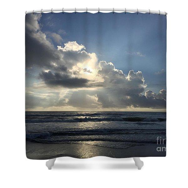 Glory Day Shower Curtain