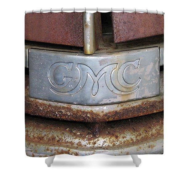 GMC Shower Curtain
