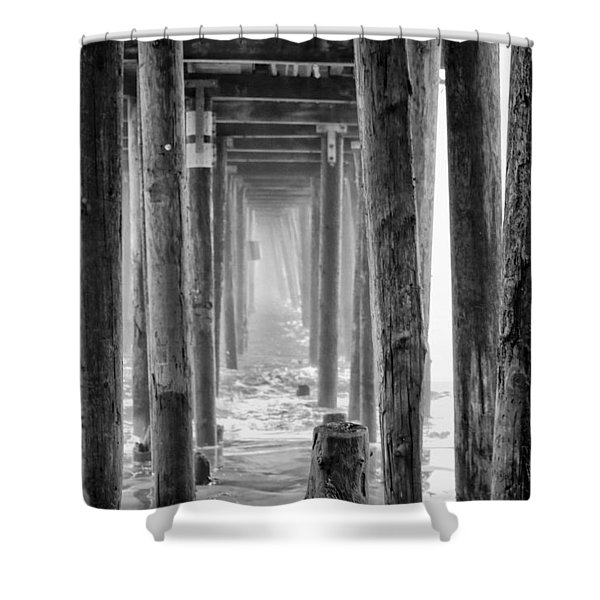 Go Deep Shower Curtain