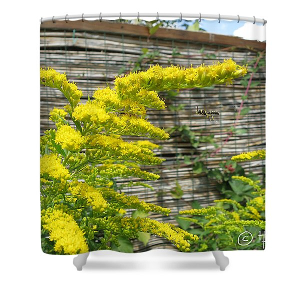 Going For It Shower Curtain