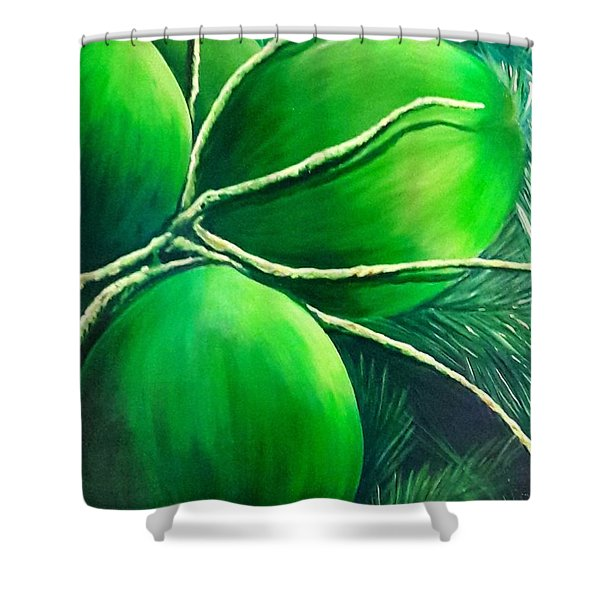 Going Nuts Shower Curtain