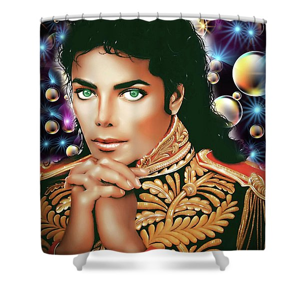 Gone Too Soon Shower Curtain