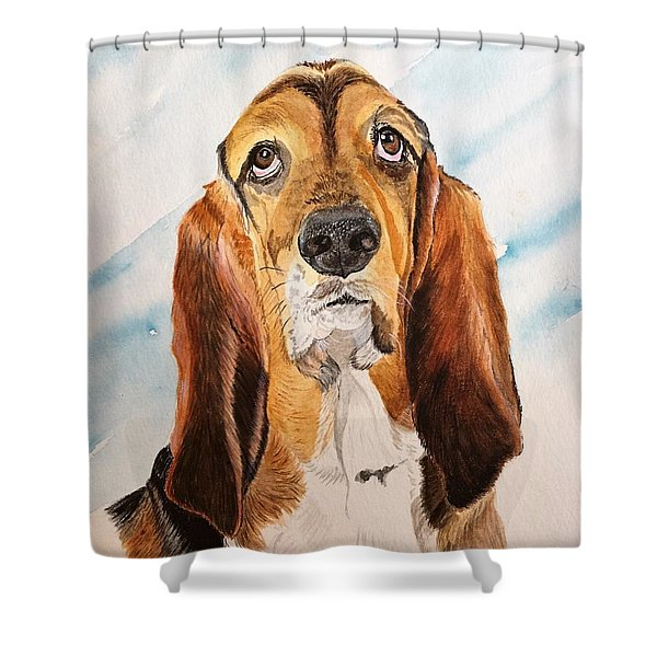 Good Grief 2 Shower Curtain