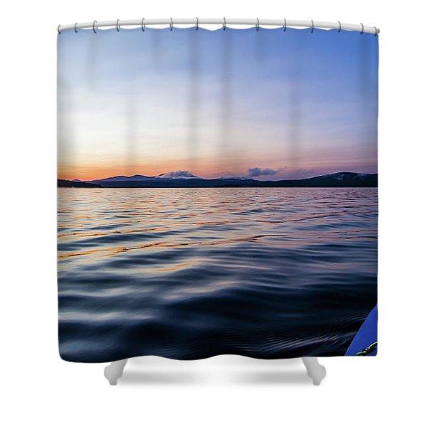 Good Morning Shower Curtain