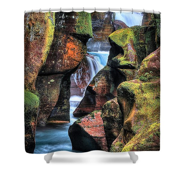Gorge-ous  Shower Curtain